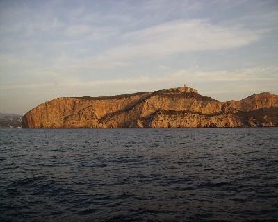Photo: Sunrise at Cabo Moraira, Spain. Credit: Lisa Borre.