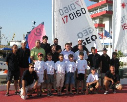 Photo: Poti, Georgia sailing regatta. Credit: Lisa Borre.