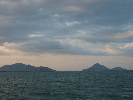 Photo: The view from Petalas on our way to Patras, Greece. Credit: Lisa Borre.