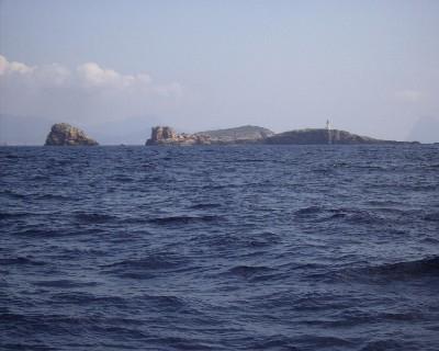 Photo: Islas Bledas, Ibiza, Spain. Credit: Lisa Borre.