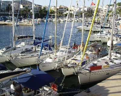 Photo: Puerto de Cala Ratjada, Mallorca. Credit: Lisa Borre.