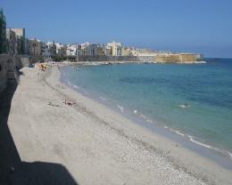 Photo: Trapani, Sicily. Credit: Lisa Borre.