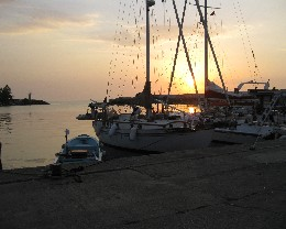 Photo: s/y Gyatso in Akcacoka, Black Sea, Turkey. Credit: Lisa Borre.
