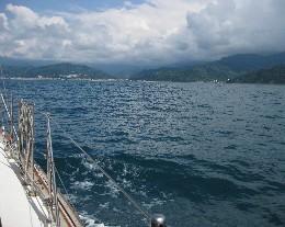 Photo: Hopa, Turkey on the Black Sea. Credit: Lisa Borre.