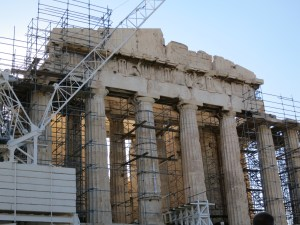 Photo: Parthenon, Greece. Credit: L. Borre.