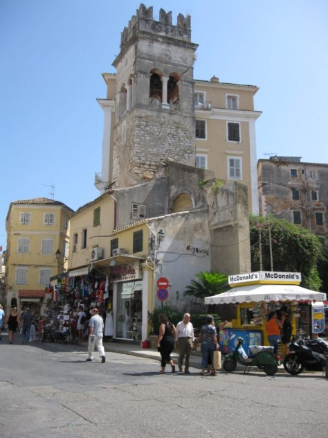 Photo: Corfu, Greece. Credit: Lisa Borre.