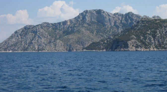 Patras, Gulf of Patras, Greece