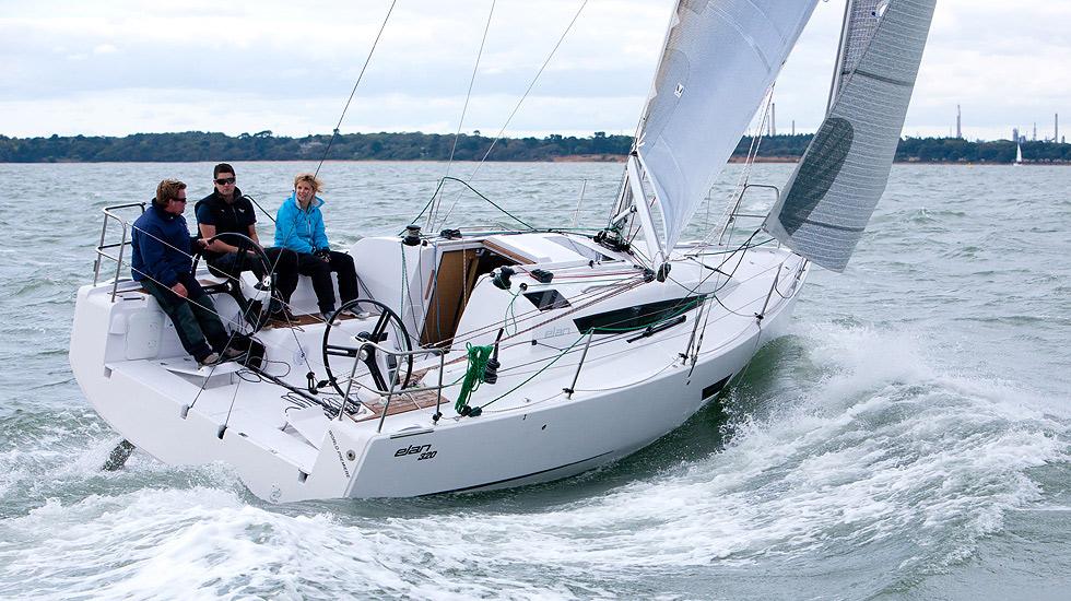 Locazione barche a vela senza patente