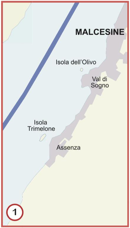 Pericoli navigazione lago di Garda