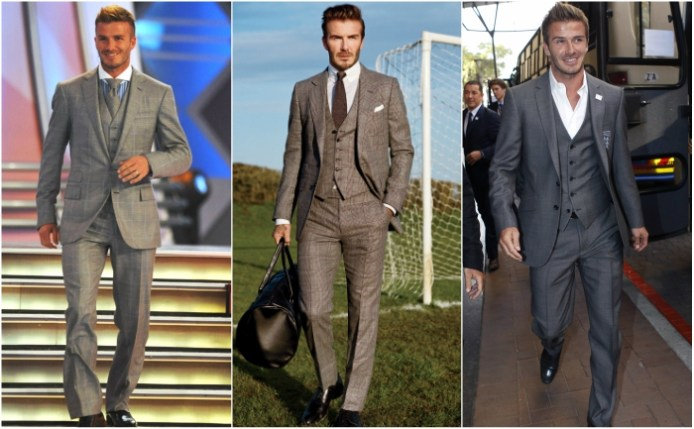 how-to-wear-a-suit-like-David-Beckham-three-piece-suit