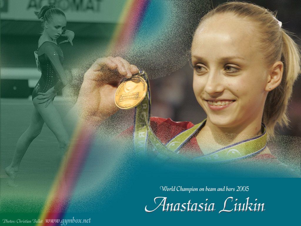 Nastia Liukin wallpaper courtesy of Gymbox.net