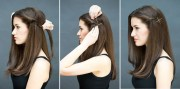 9 super simple lazy girls hairstyle