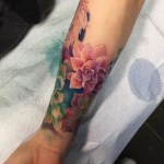 Succulent Tattoo Ideas Simple Small Cute Succulent Tattoo Pictures Gymbuddy Now