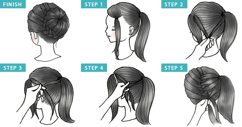10 Superb 5Minute Hairstyles That Every Girl Should Try