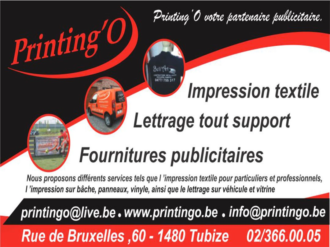 printing 0 tubize