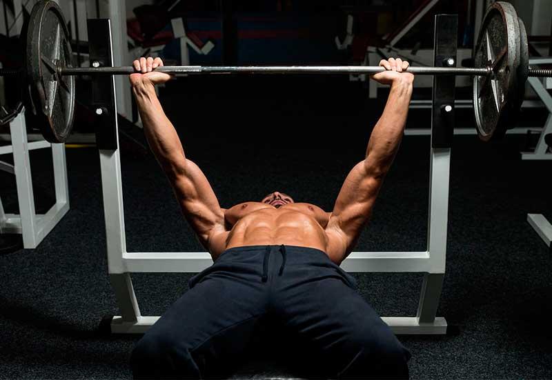 ¿Alguna vez? has hecho Ejercicios que proMover la ganancia muscular
