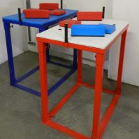 Armwrestling Table - gymequip.eu - Professional Gym Equipment