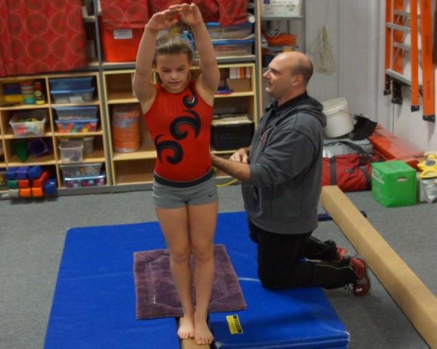 AAA Team Gymnastics 2