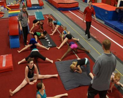 Stretch group