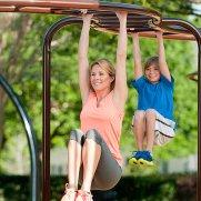 workout with mom Gymfinity