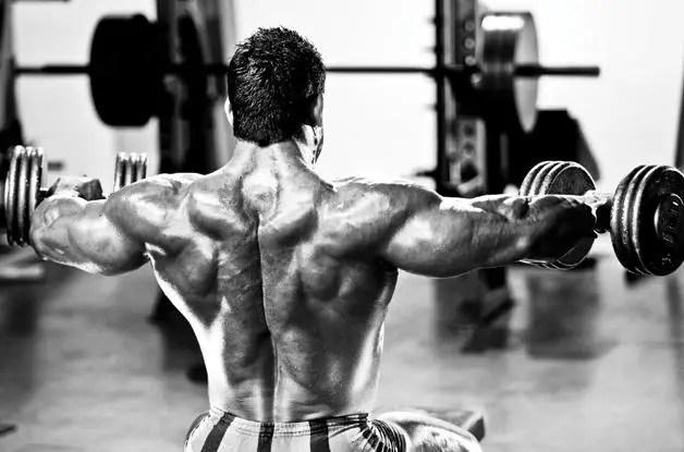 stora muskler snabbt