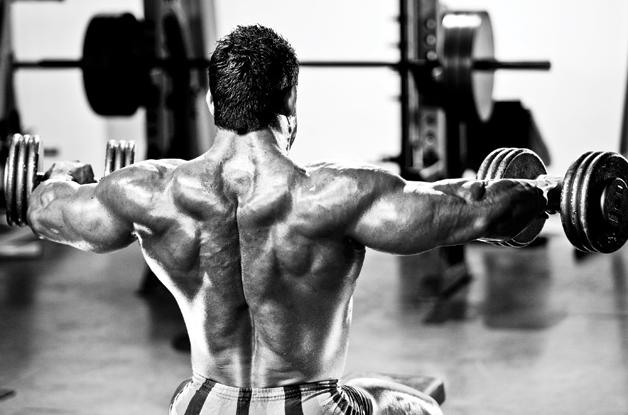bygga muskler rep