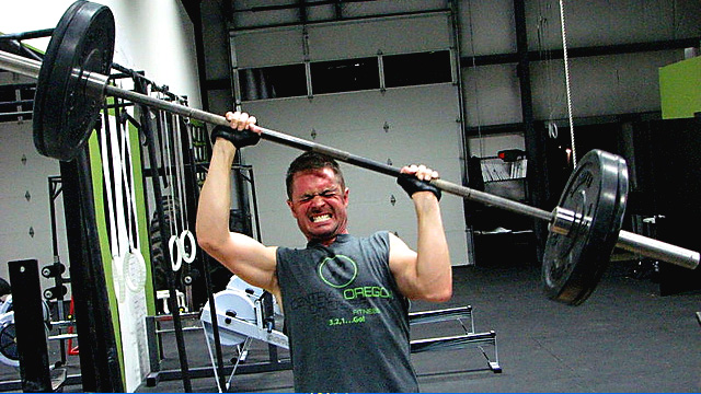 bygga muskler