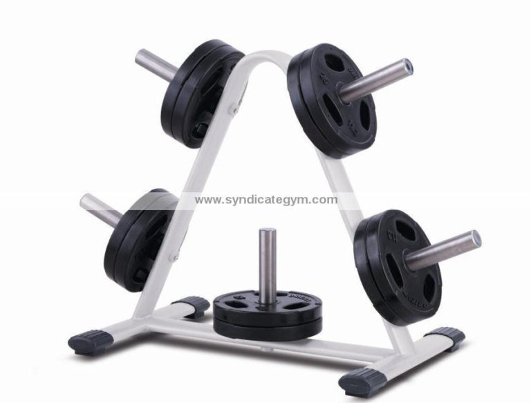 Triangle Weight Plate Stand Manufacturer in India