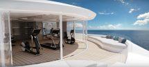 Superyacht Gym Home Design Equipment
