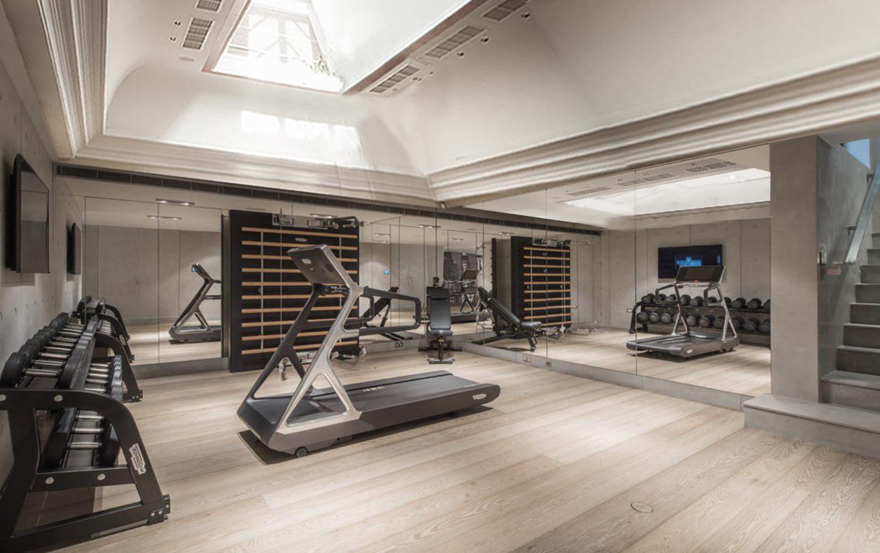 Gym Marine Interiors  Corporate Hotel  Home Gym Design