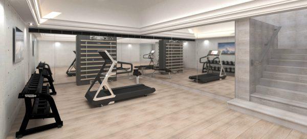 Gym Design Home Luxury Equipment