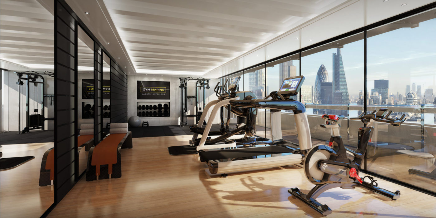 How to create the perfect home gym design  by Gym Marine