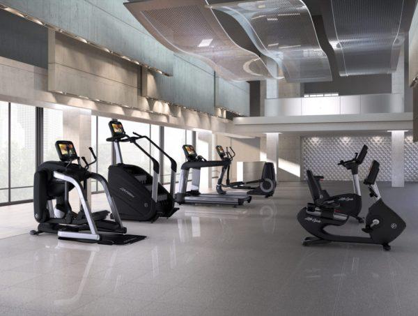 Gym Design Superyacht Home Equipment