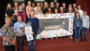 Permalink zu:Teamgedanke steht bei Wettbewerb am Gymnasium Ganderkesee im Fokus