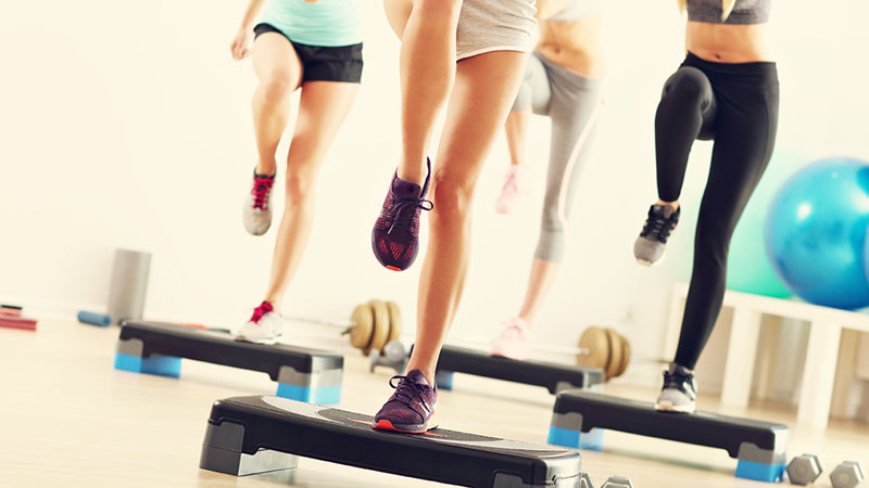 corsi di aerobica