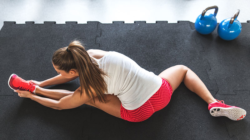 corsi di stretching