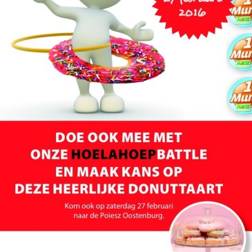 HOELAHOEP BATTLE