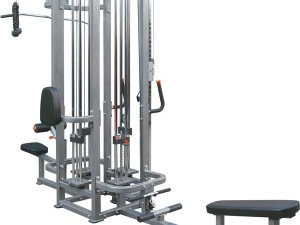 4-stationers Multigym G.P-Impulse