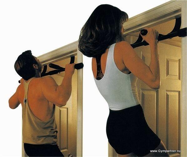 Smart Hemmaträning med Doorgym
