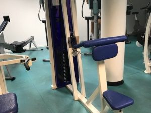 Bicepscurlmaskin CL Fitness