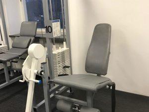 Nordic Gym by GymPartner Sittande bensträck