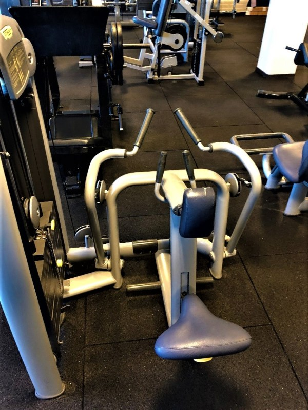 Technogym by GymPartner Lowrow Selectionline