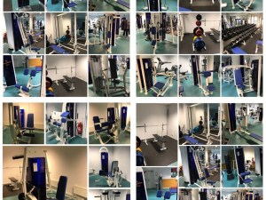 CL-Fitness Komplett Gym