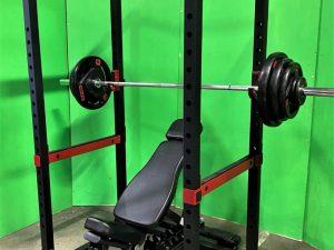 GrandMaster PRO Hemmagym-Hög gymkvalitet