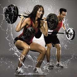BodyPump Din GymPartner