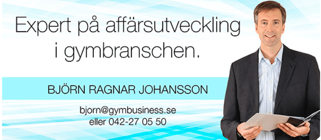 GymPartner presenterar Björns GymBusiness