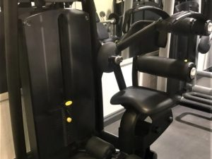 Technogym Black Magmaskin-Selection Line