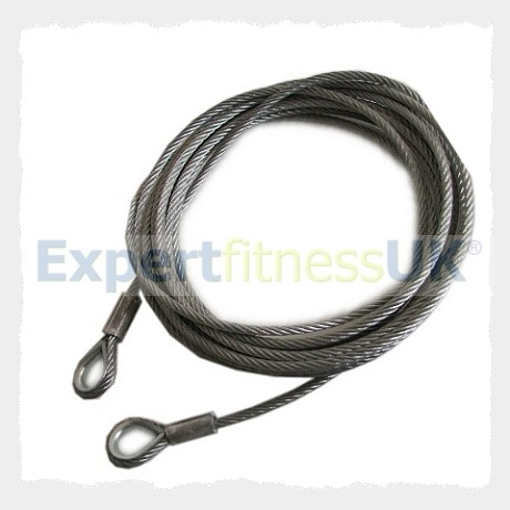 Power Sport Leg Extension 2 Station MultiGym Gym Cable