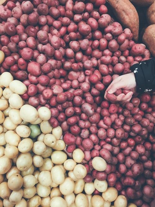 Vanlig potatis eller sötpotatis?
