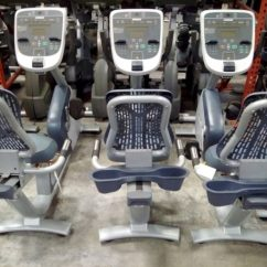 Chair Gym Commercial Covers Overstock Precor Rbk 835 Recumbent Bike Remanufactured Pros